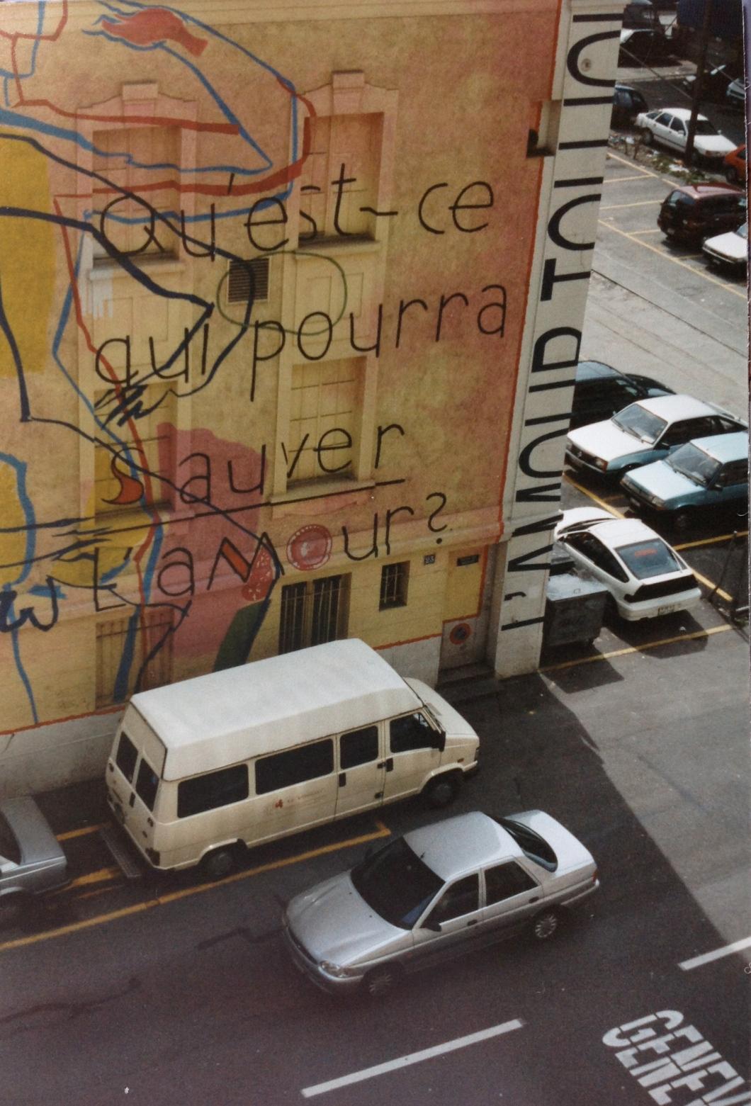 Mur_peint_quartier_du_Flon_Lausanne_en_1998