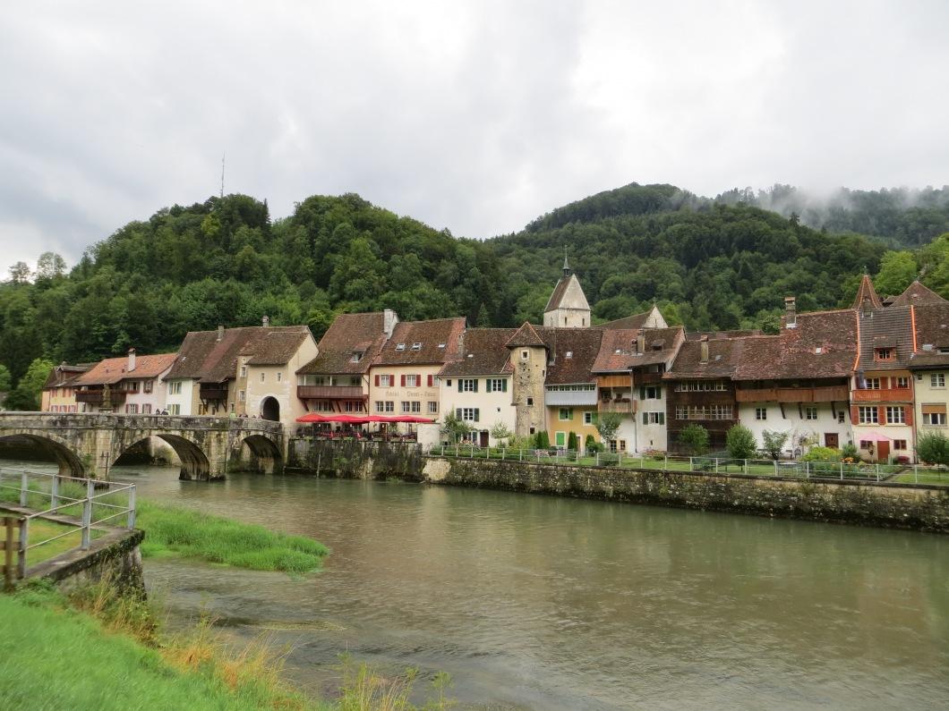 St.Ursanne_mit_Doubs