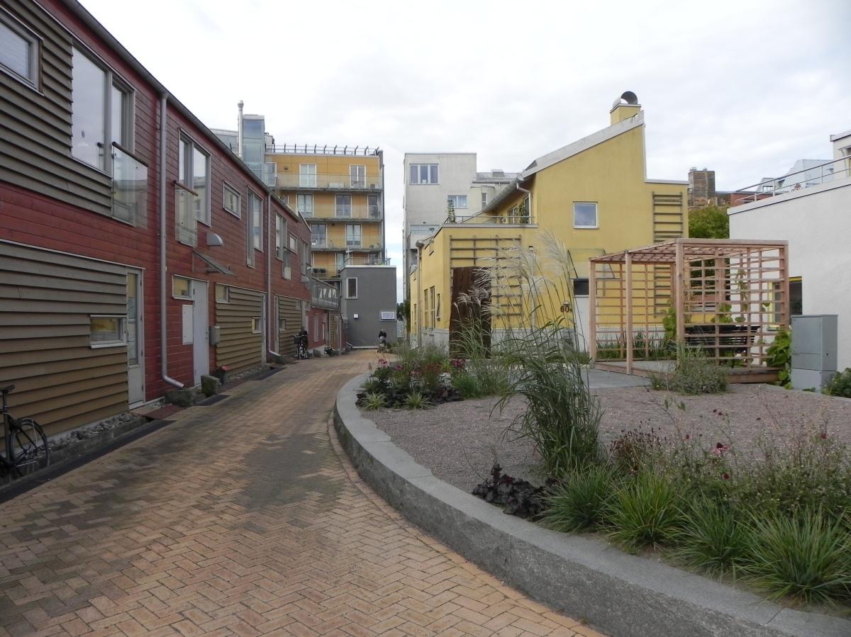 Création d'une coopérative d'habitation dans le canton de Genève