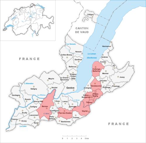 Genève-Communes