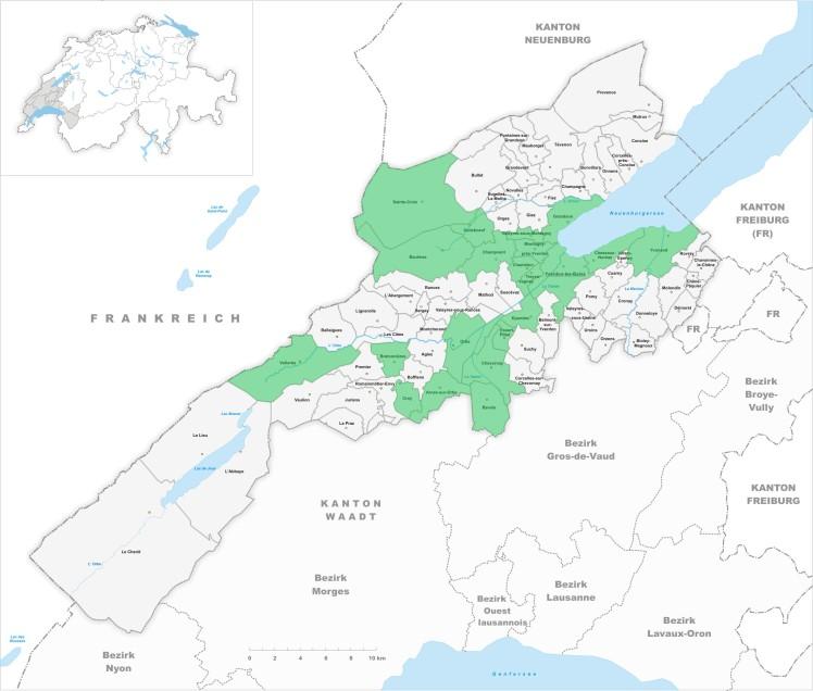 Karte_Gemeinden_des_Bezirk_Jura_-_Nord_vaudois_2013