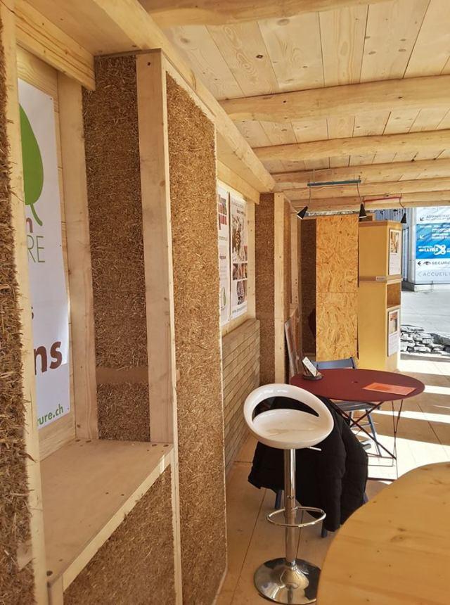 Ecococon Des Maisons En Paille Prefabriquees La Ville Nouvelle