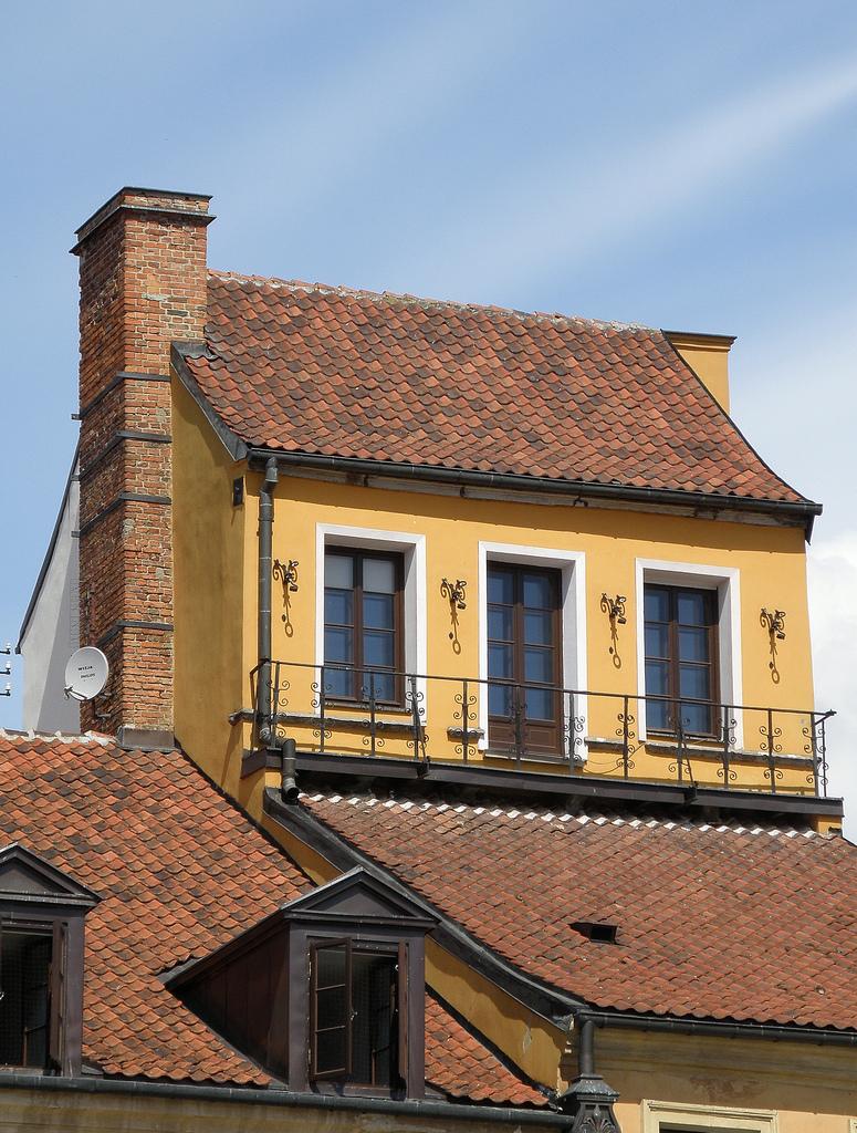 maison en attique