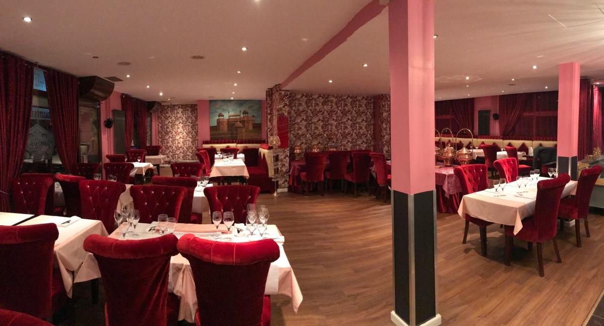 "Restaurant ""The Indus"", Genève."