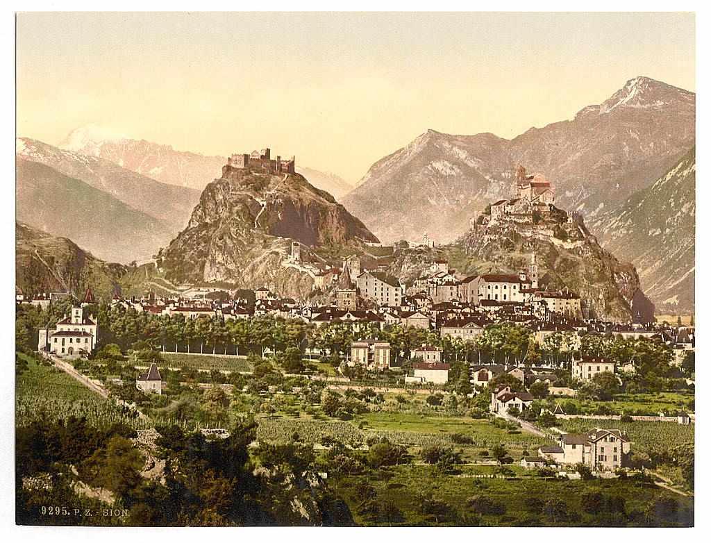 Sion_(Valais)_19e_siècle