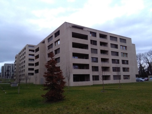immeuble moche