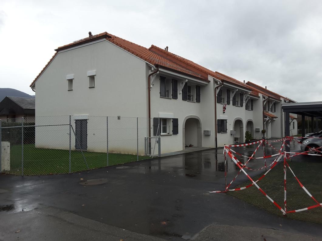 villa thonex