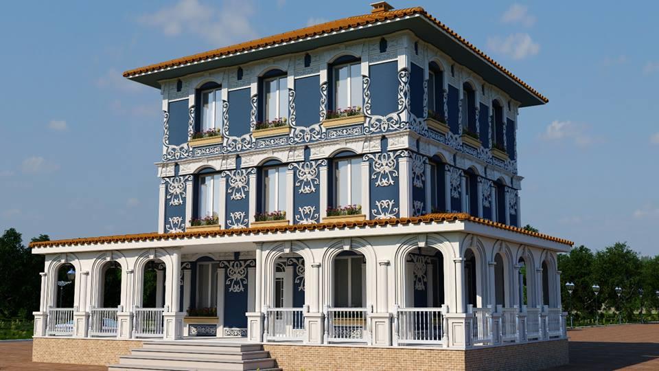 villa russe