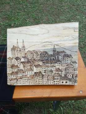 gravure sur bois 1