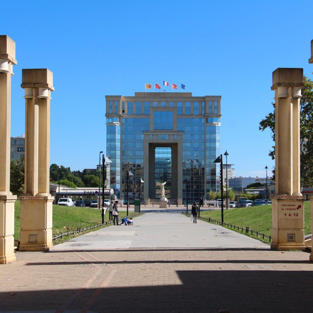 Antigone-Montpellier-